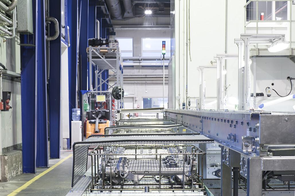 Produktionsverfahren